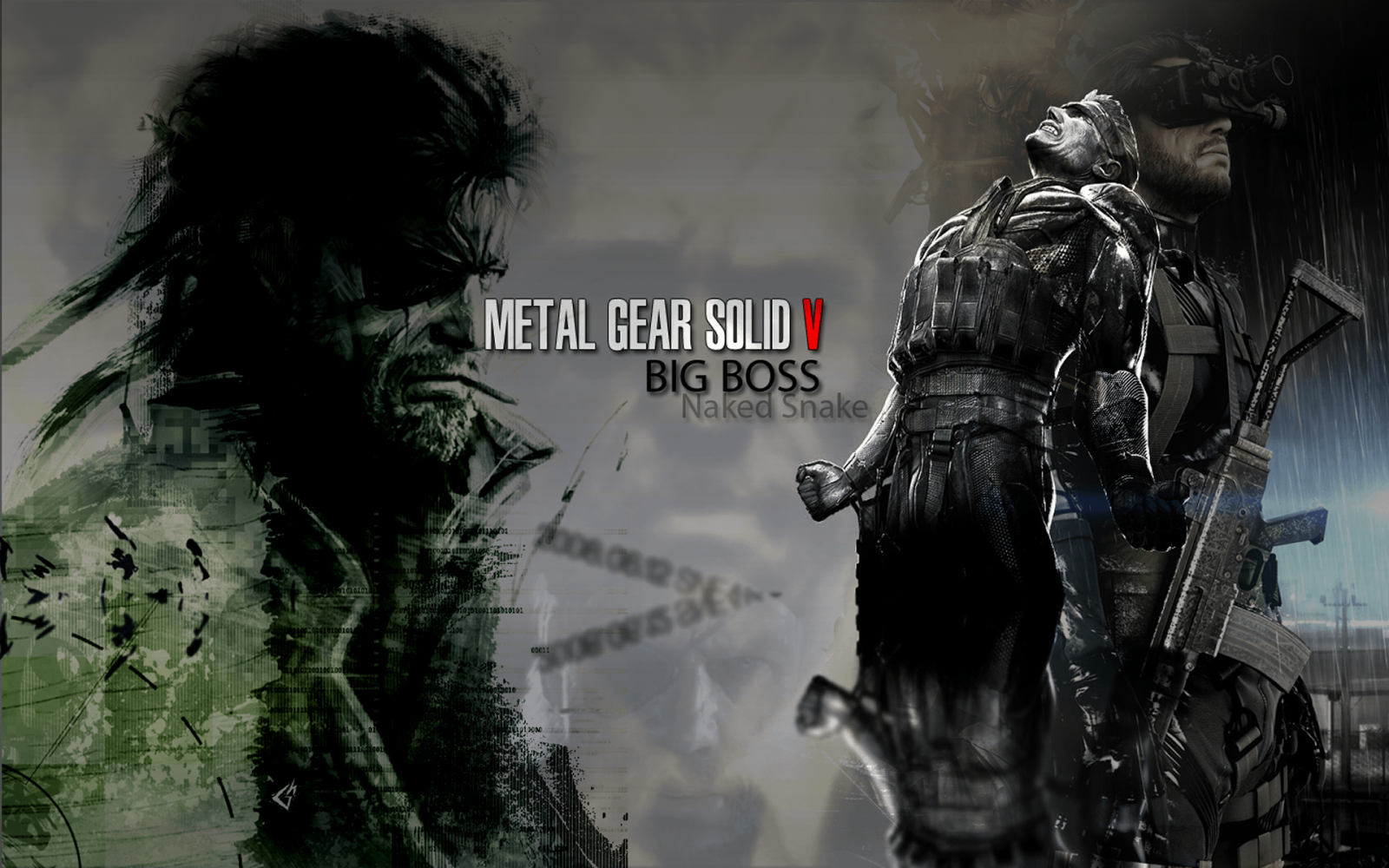 Hd Metal Gear Solid Wallpaper Posted By Ryan Anderson