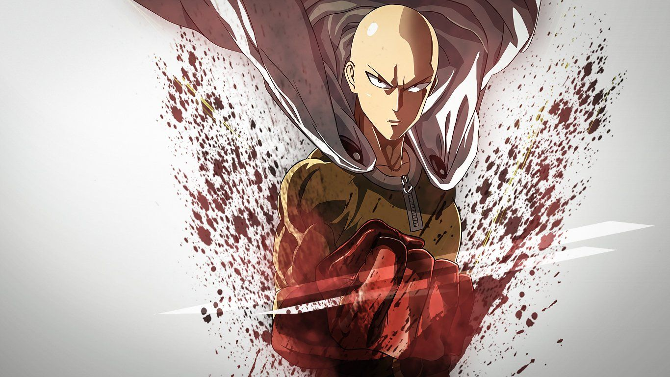 Hd One Punch Man Wallpaper Posted By Ryan Sellers