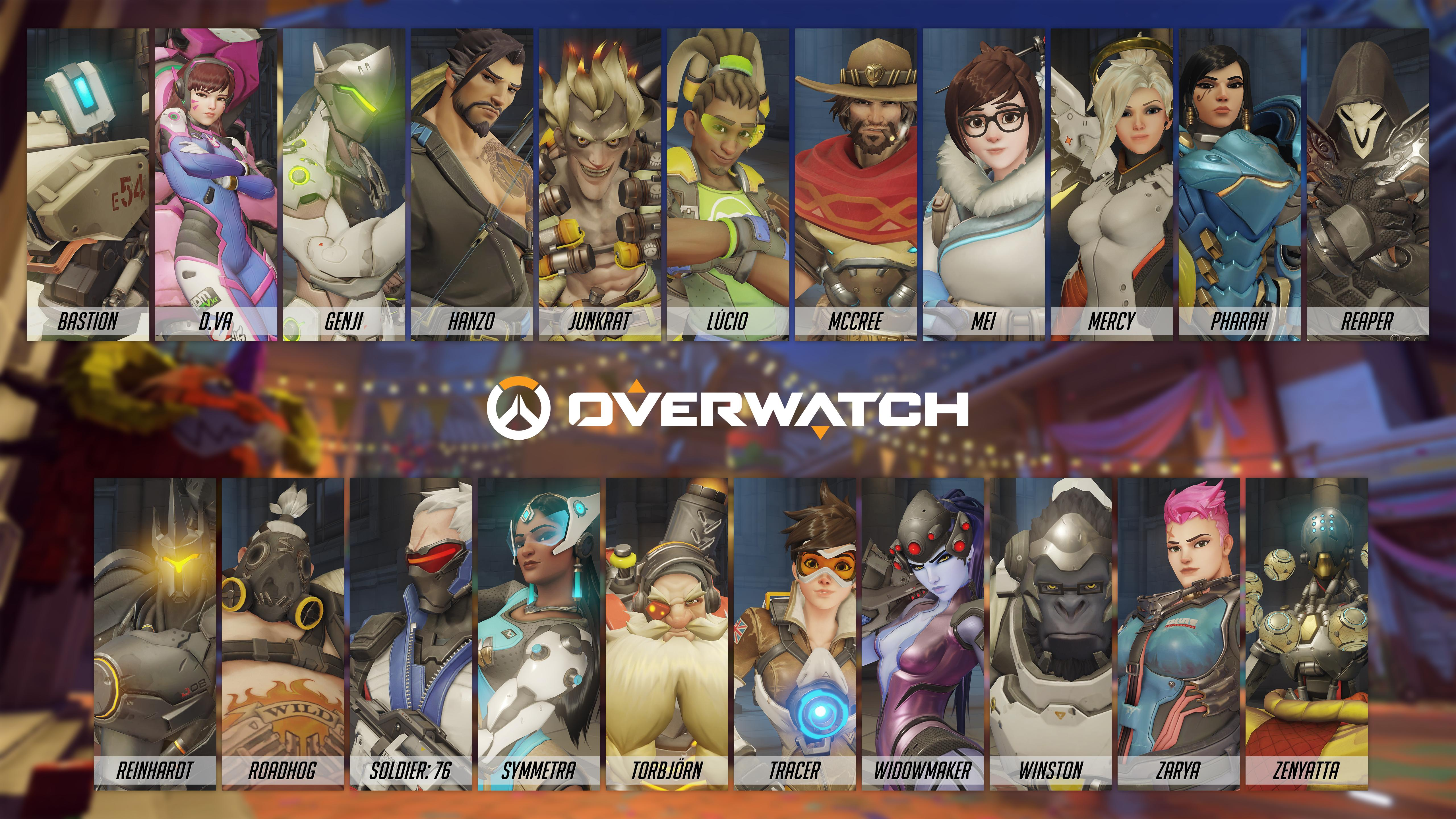 Hd Overwatch Wallpapers Posted By Christopher Johnson