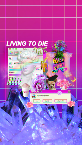 Hd Vaporwave Posted By Zoey Thompson