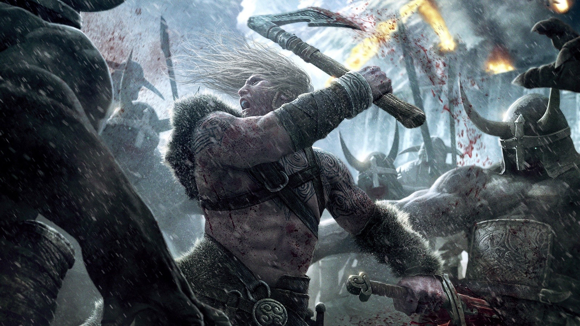 Hd Viking Wallpaper Posted By Michelle Sellers
