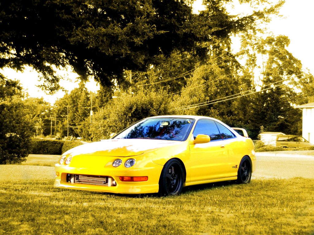 Hd Wallpapers Of Acura Integra Type R Posted By Christopher Mercado