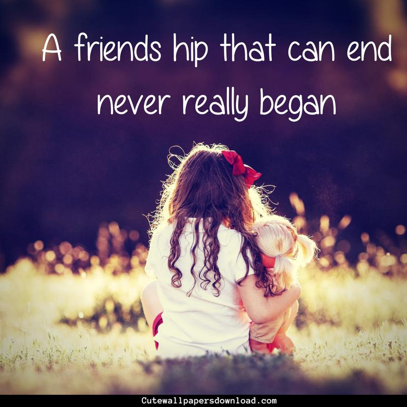Heart Touching Friendship Quotes With Images Posted By Samantha Peltier