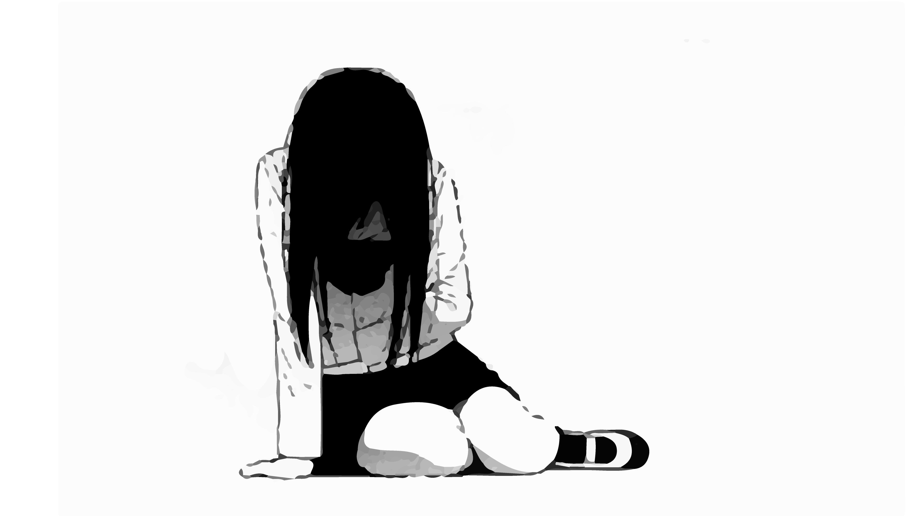 Heartbroken Anime Girl Posted By Ethan Cunningham