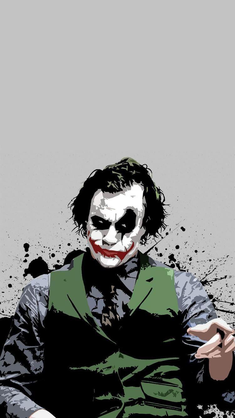 Heath Ledger Joker Wallpaper Posted By Michelle Mercado