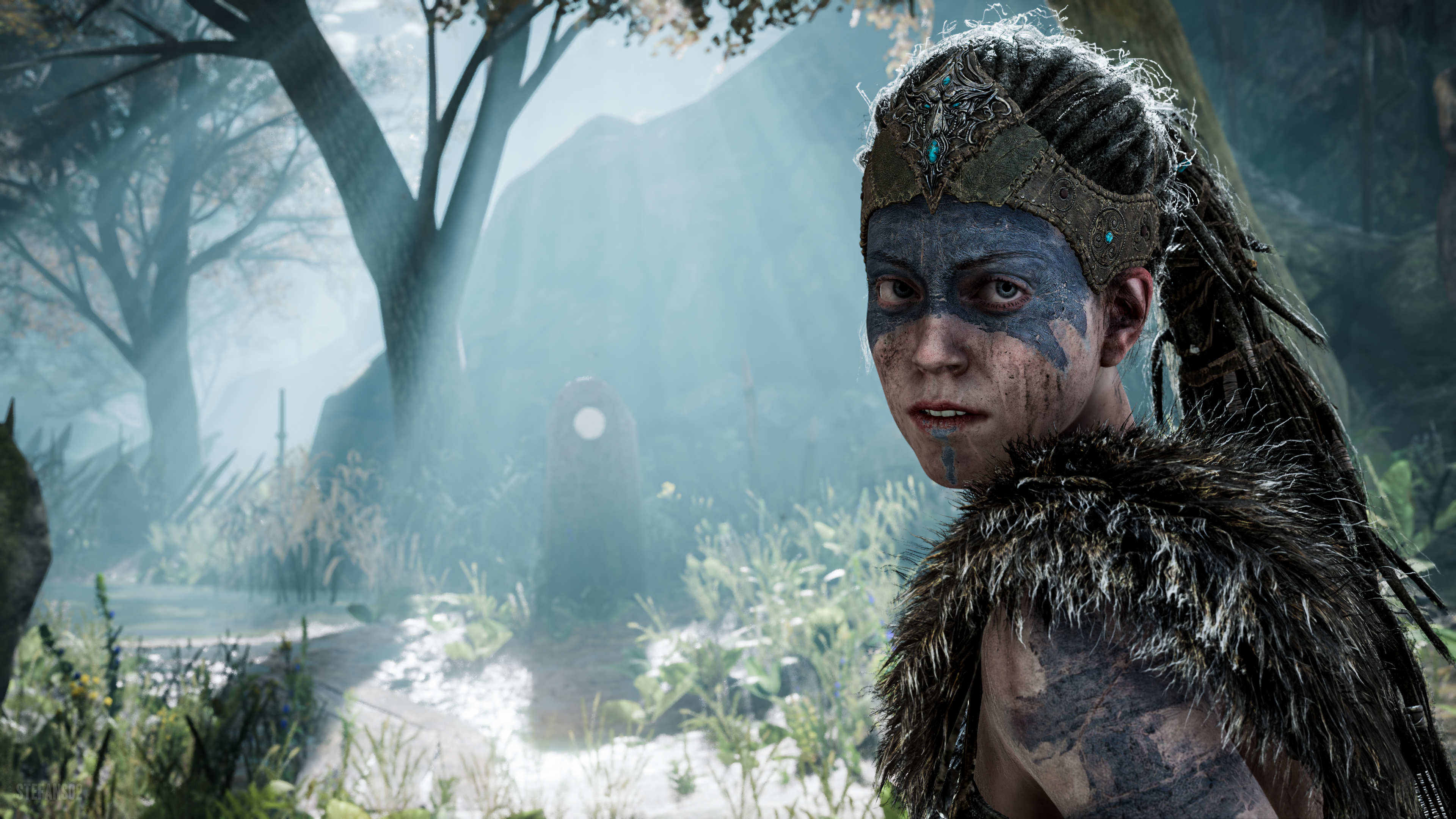 Hellblade Wallpaper 1920x1080 Posted By Sarah Walker