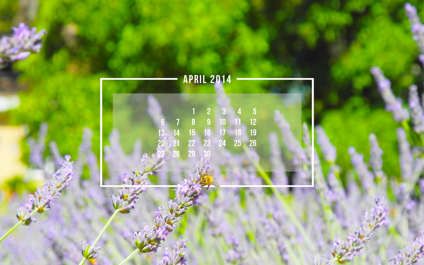 Hello April Wallpaper Posted By Christopher Mercado