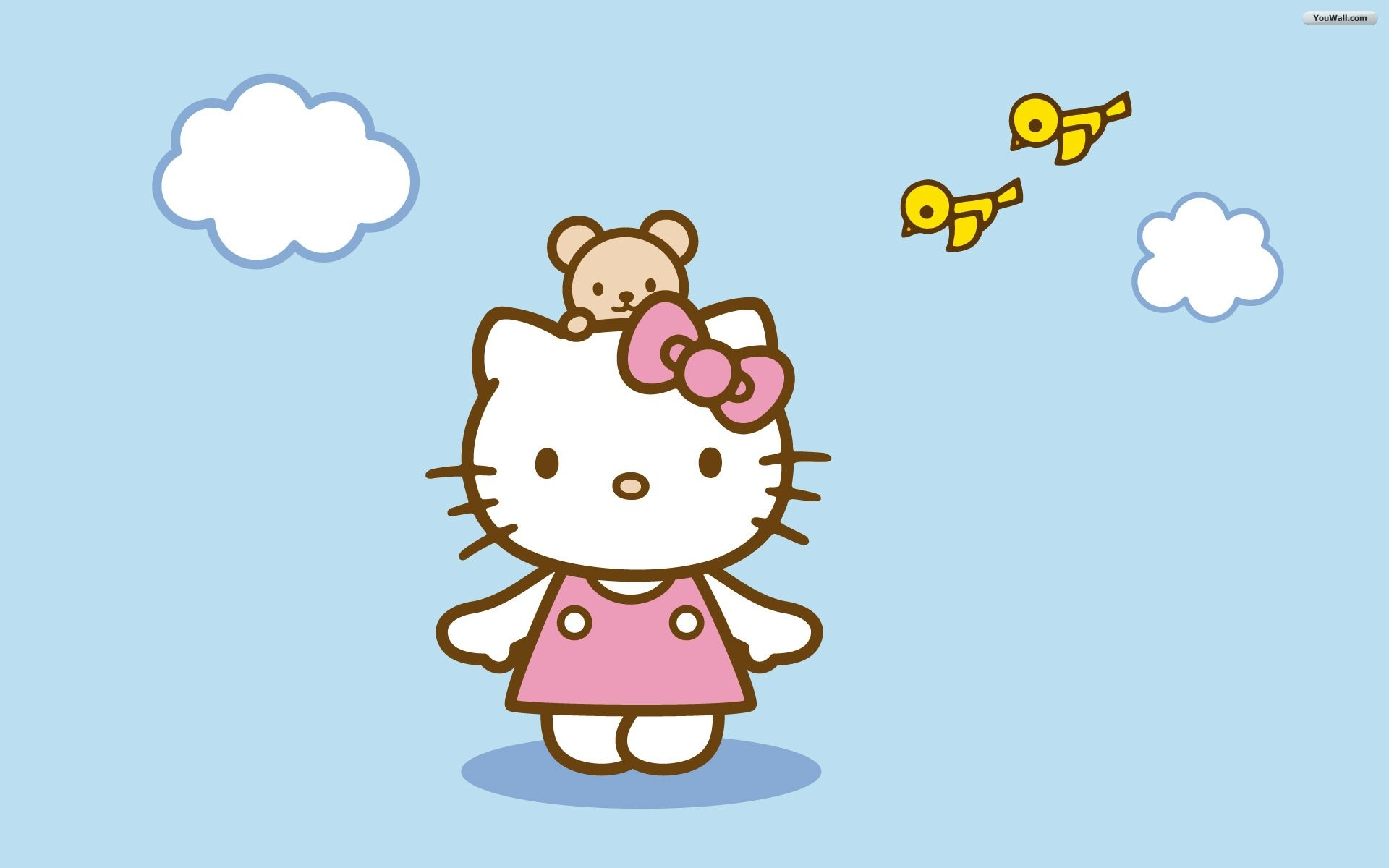 Hello Kitty 3d Wallpapers