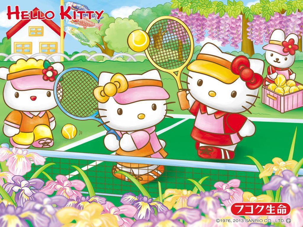 Hello Kitty Sanrio Wallpaper Posted By John Peltier