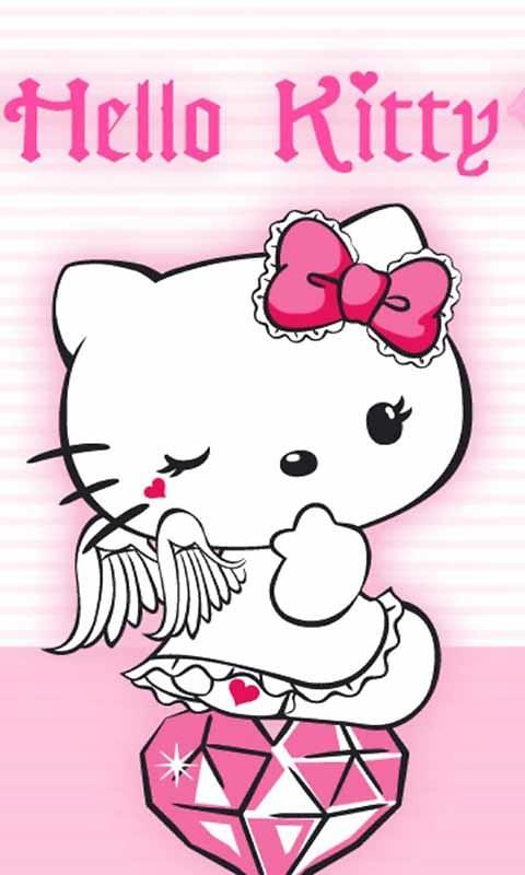 Hello Kitty Hd Wallpaper For Android Doraemon