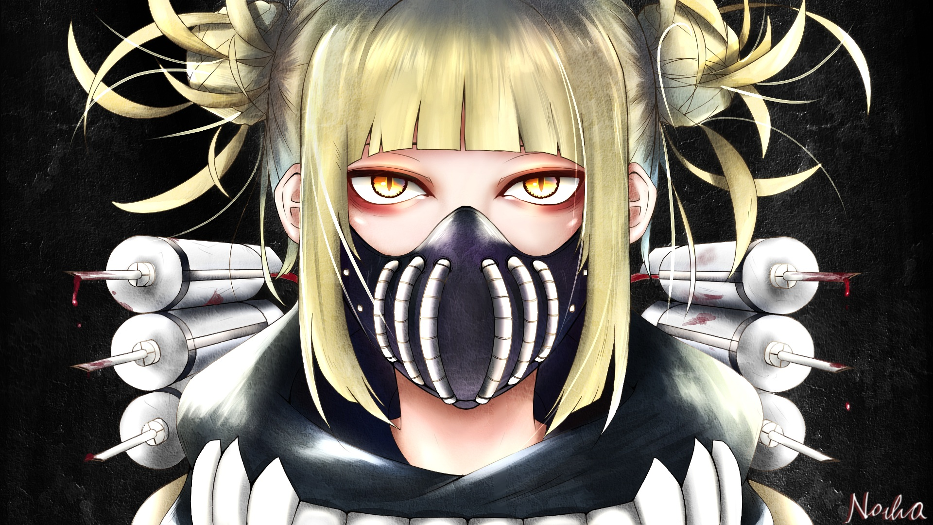 Himiko Toga Wallpaper Hd Posted By Zoey Cunningham