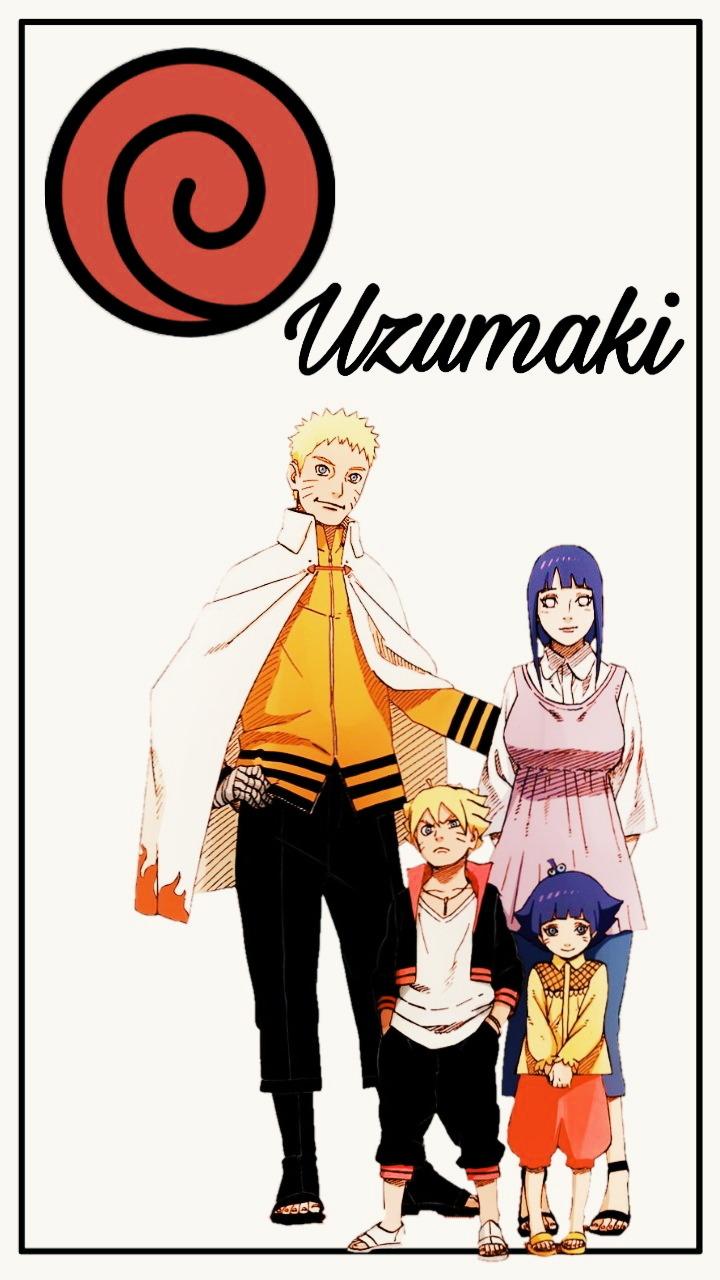 Hinata And Naruto Family Posted By Zoey Walker