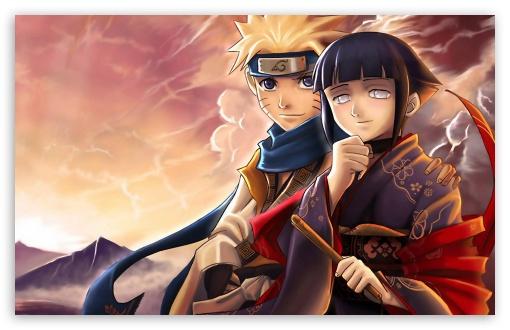 Hinata Naruto 4K HD Desktop Wallpaper for 4K Ultra HD