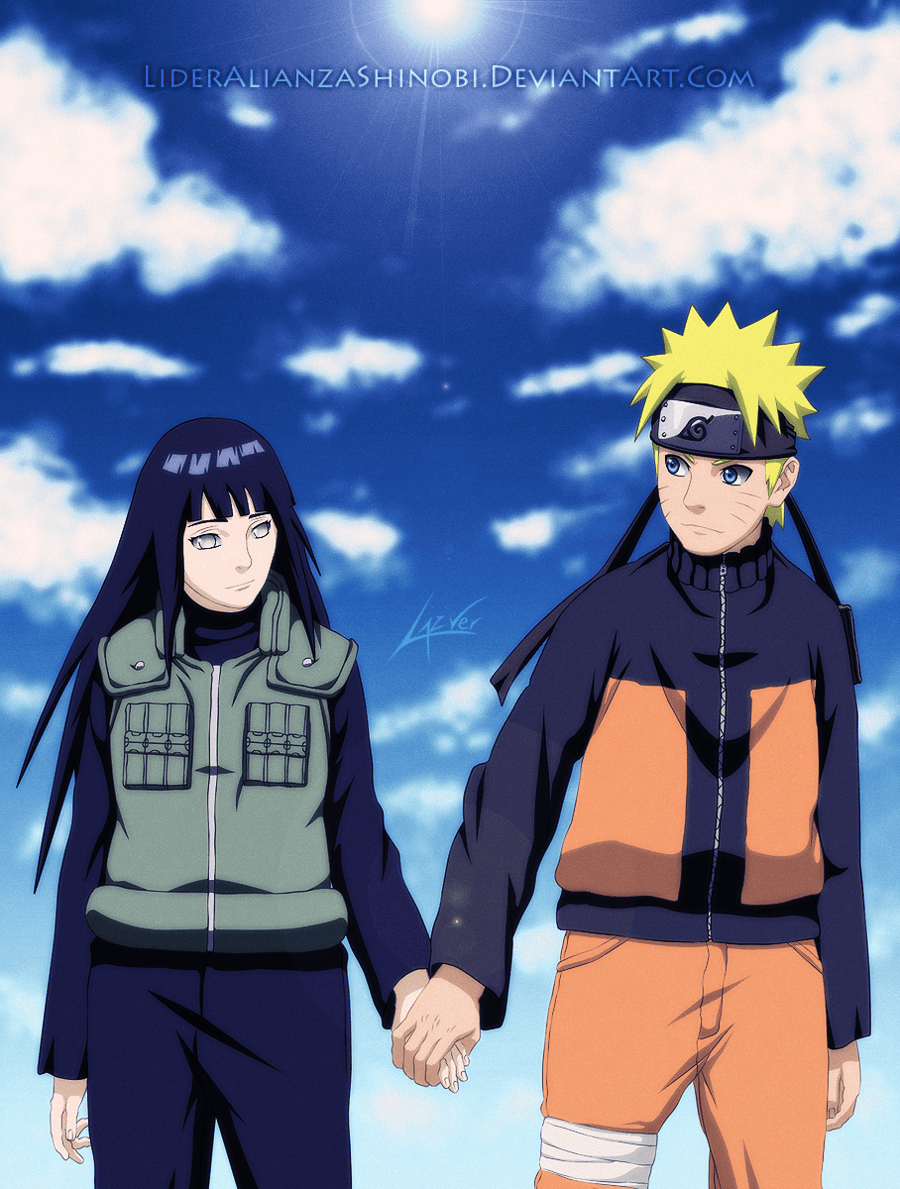 Anime Wallpaper Hd Couple Naruto E Hinata Wallpaper