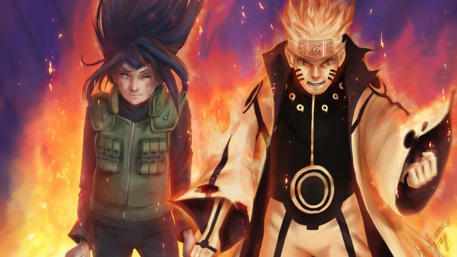 Naruto and hinata wallpaper hd Group 79