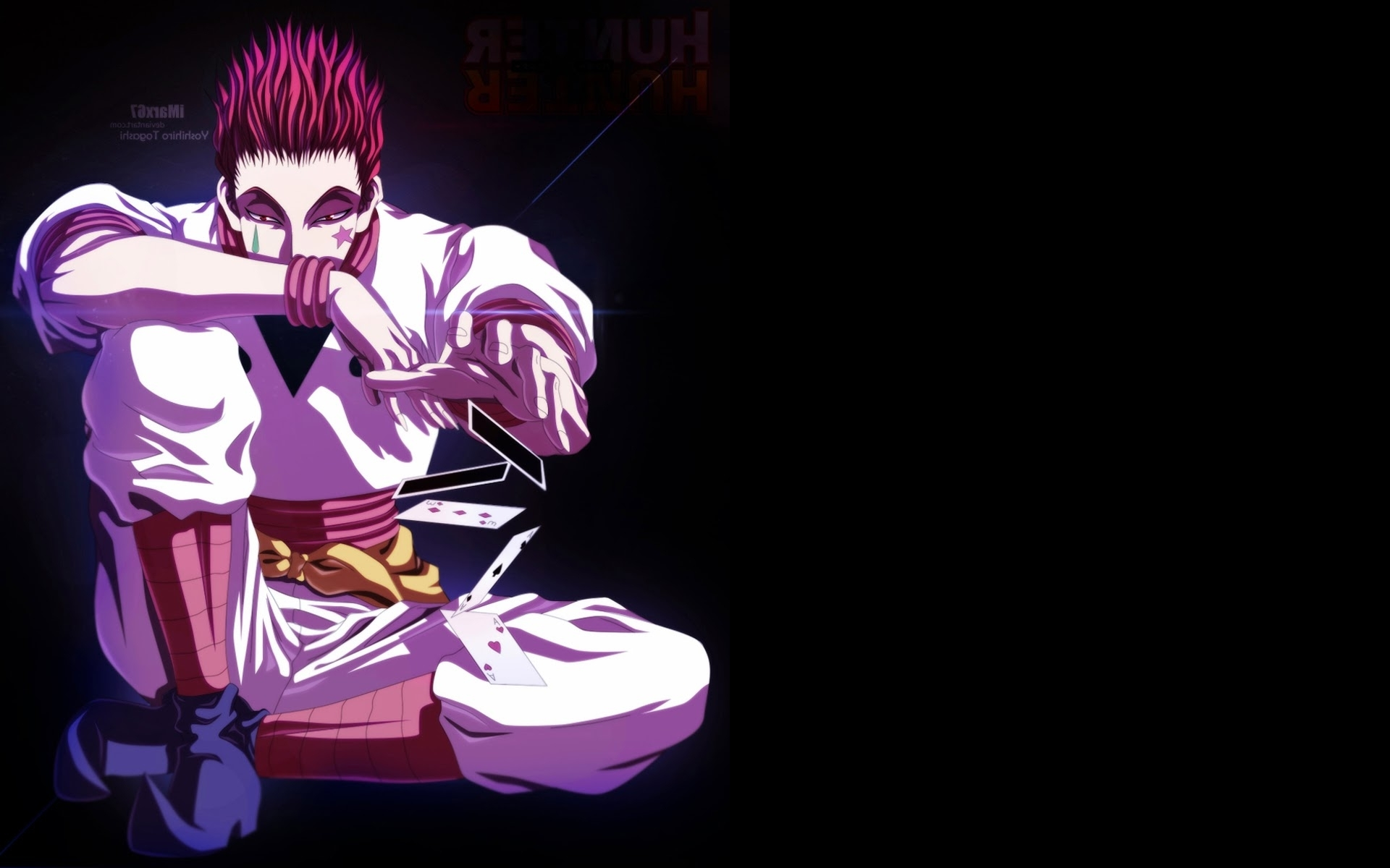 Hisoka Wallpapers Posted By John Thompson