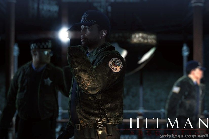 Hitman Absolution Wallpaper Posted By Ryan Sellers