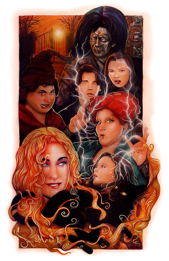Hocus Pocus Wallpapers Posted By Sarah Sellers