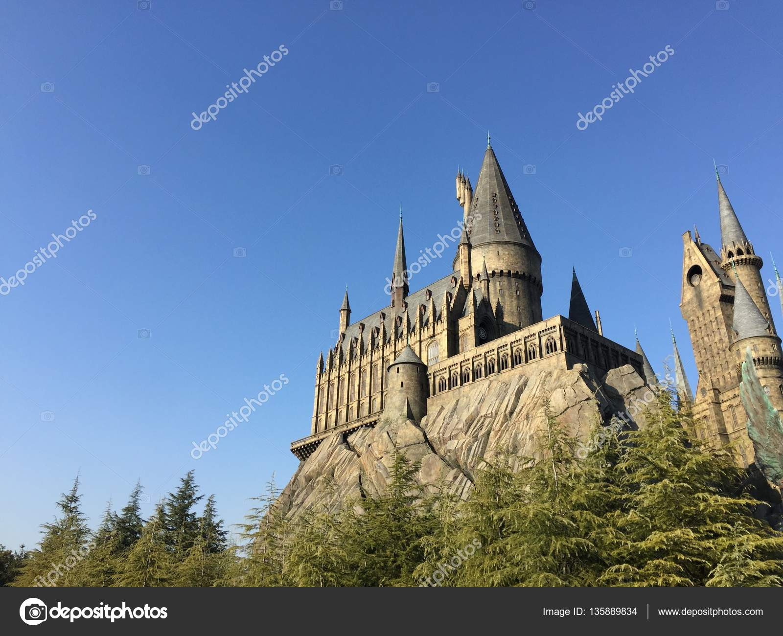 Hogwarts Castle Background Posted By Samantha Tremblay