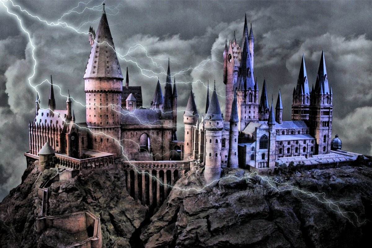 Hogwarts Castle High Resolution Posted By Ryan Simpson