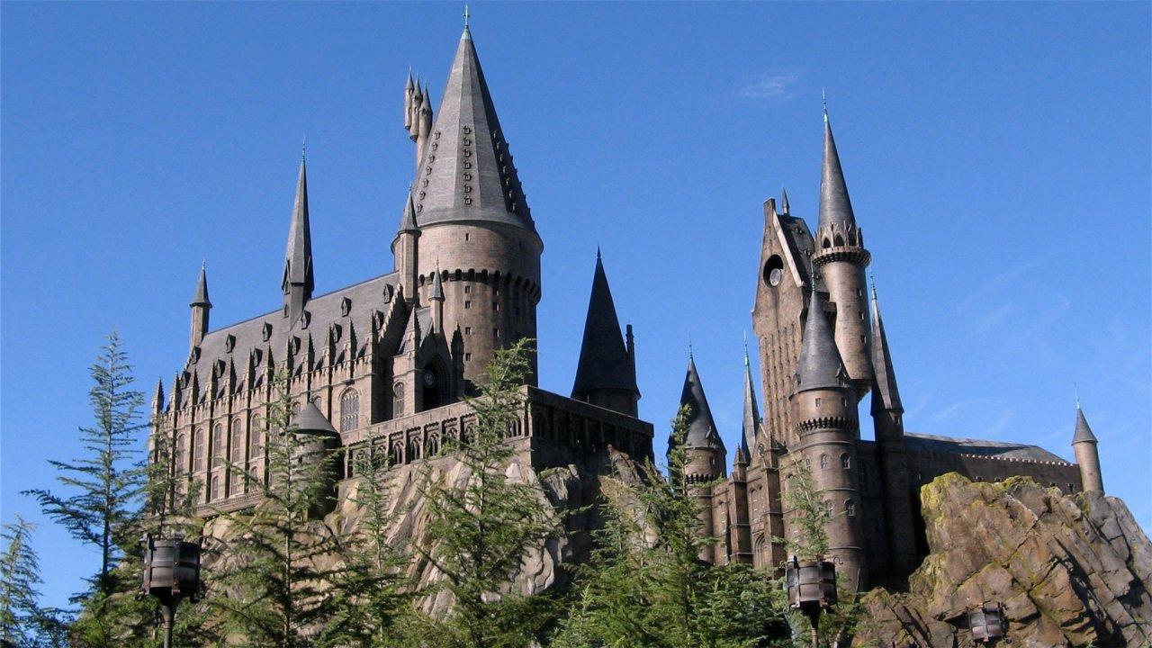 Hogwarts Castle Wallpaper Hd