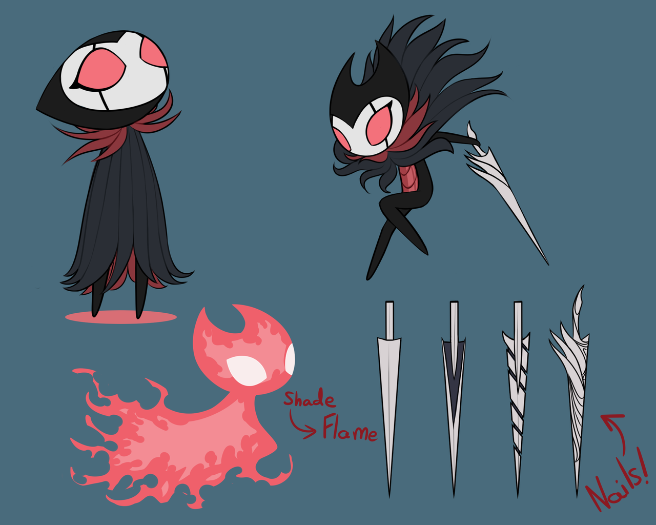 Hollow Knight Grimm Troupe Wallpaper Posted By John Cunningham