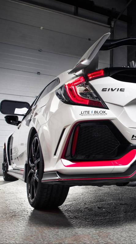 Civic Type R Wallpaper Iphone Design Corral