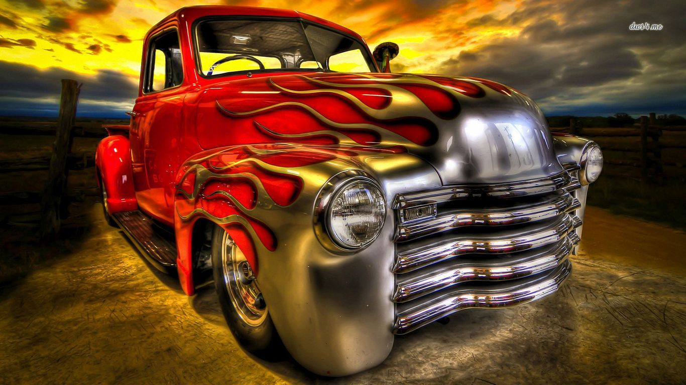 Hot Rods Wallpapers Posted By John Simpson
