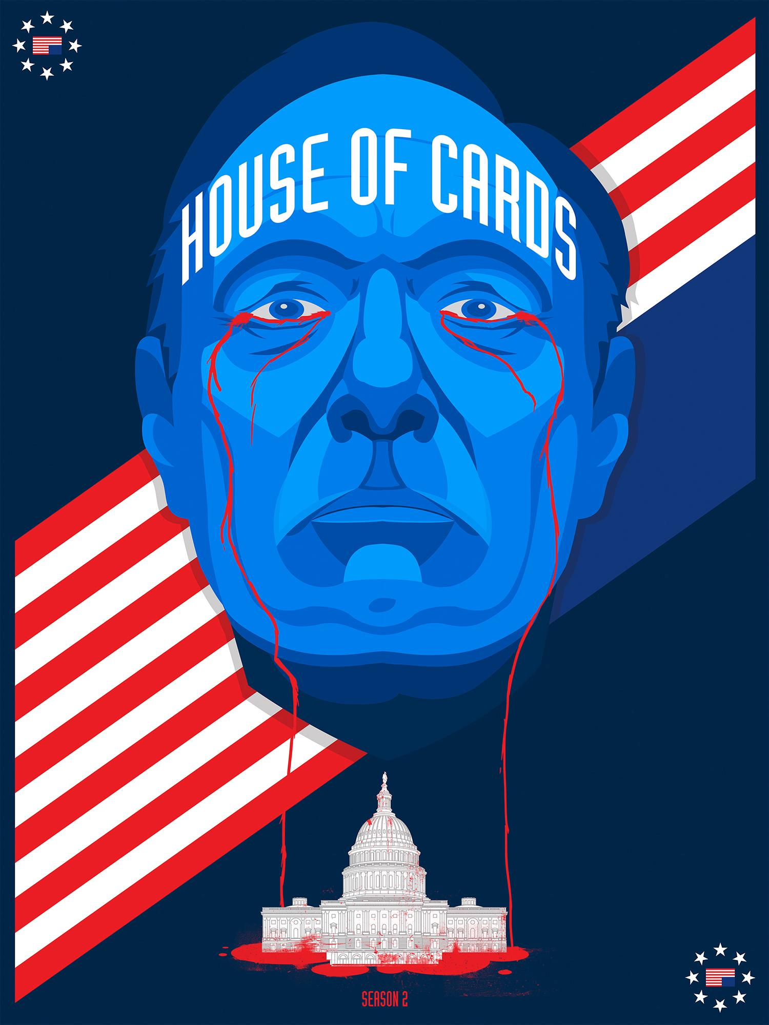House Of Cards Iphone Wallpaper