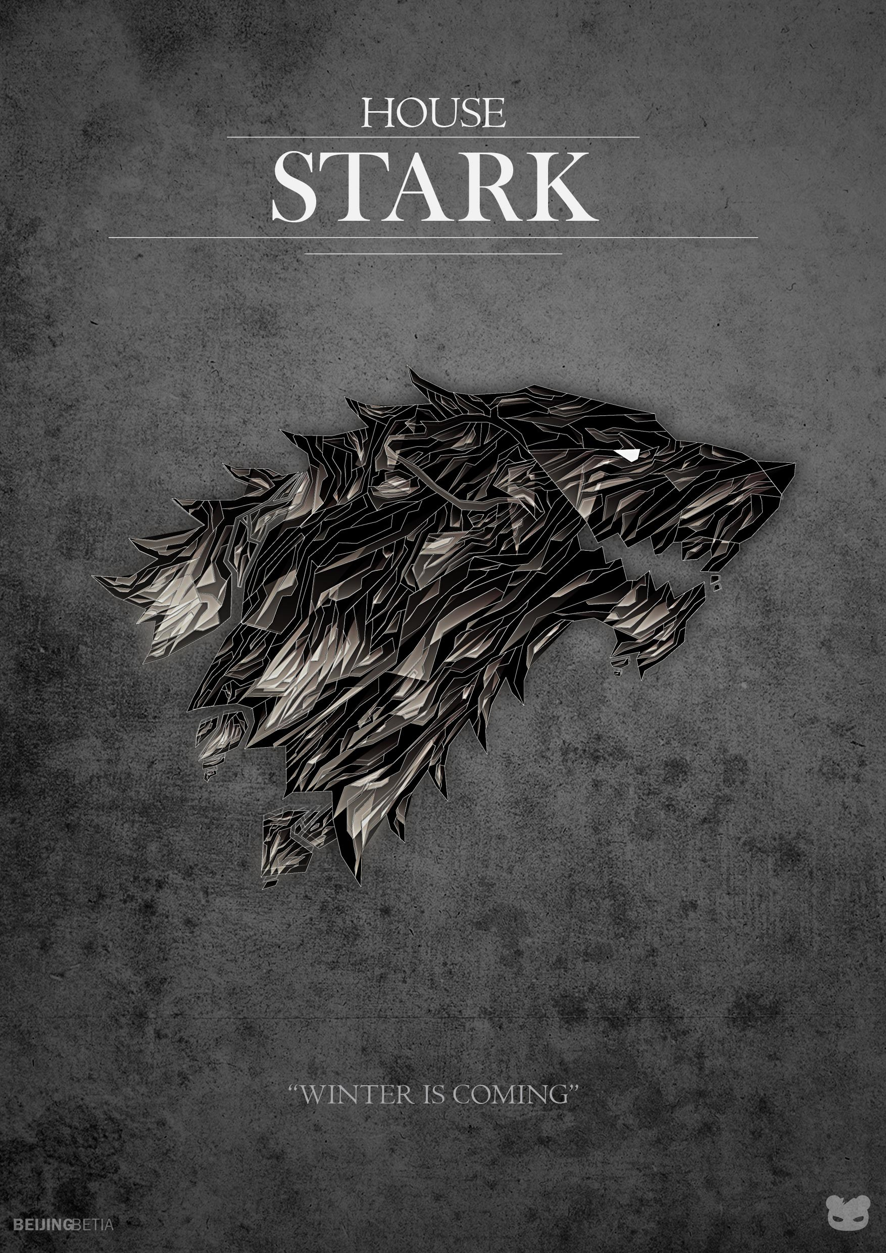 House Stark Phone Wallpaper Posted By Ethan Tremblay