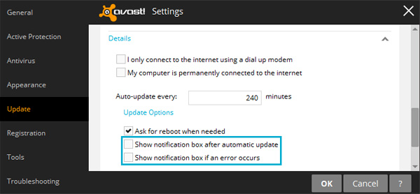 How To Stop Avast From Running In The Background Posted By Zoey Simpson