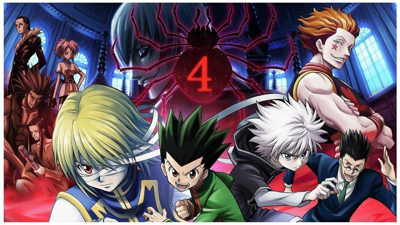 Hunter X Hunter Iphone Wallpaper Posted By Samantha Mercado