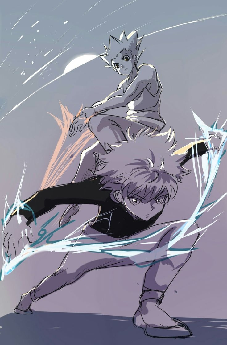 Hunter X Hunter Iphone Wallpaper Posted By Ethan Mercado