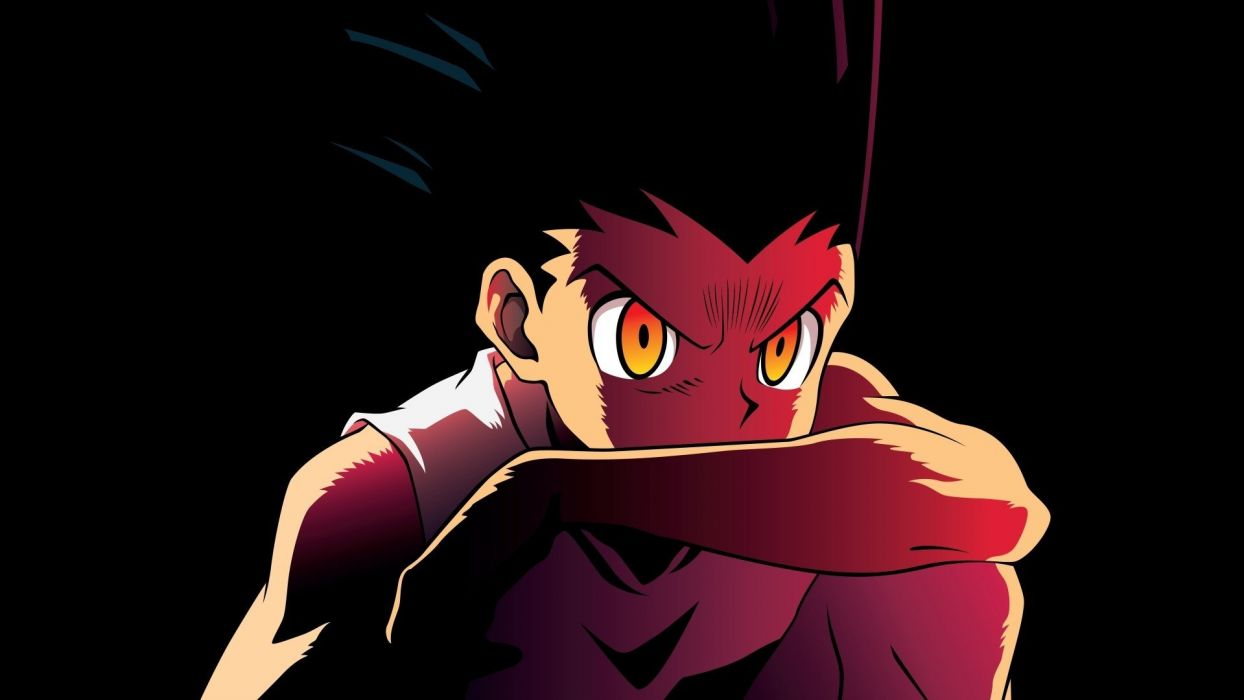 Hunter X Hunter Wallpaper Gon Posted By Ethan Johnson