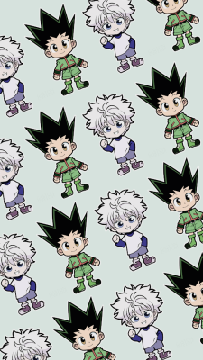 Hunter X Hunter Wallpaper Posted By Ryan Sellers