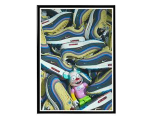 Hypebeast Posters Kids See Ghost Collage Poster Kanye West Kid Cudi Pop Art