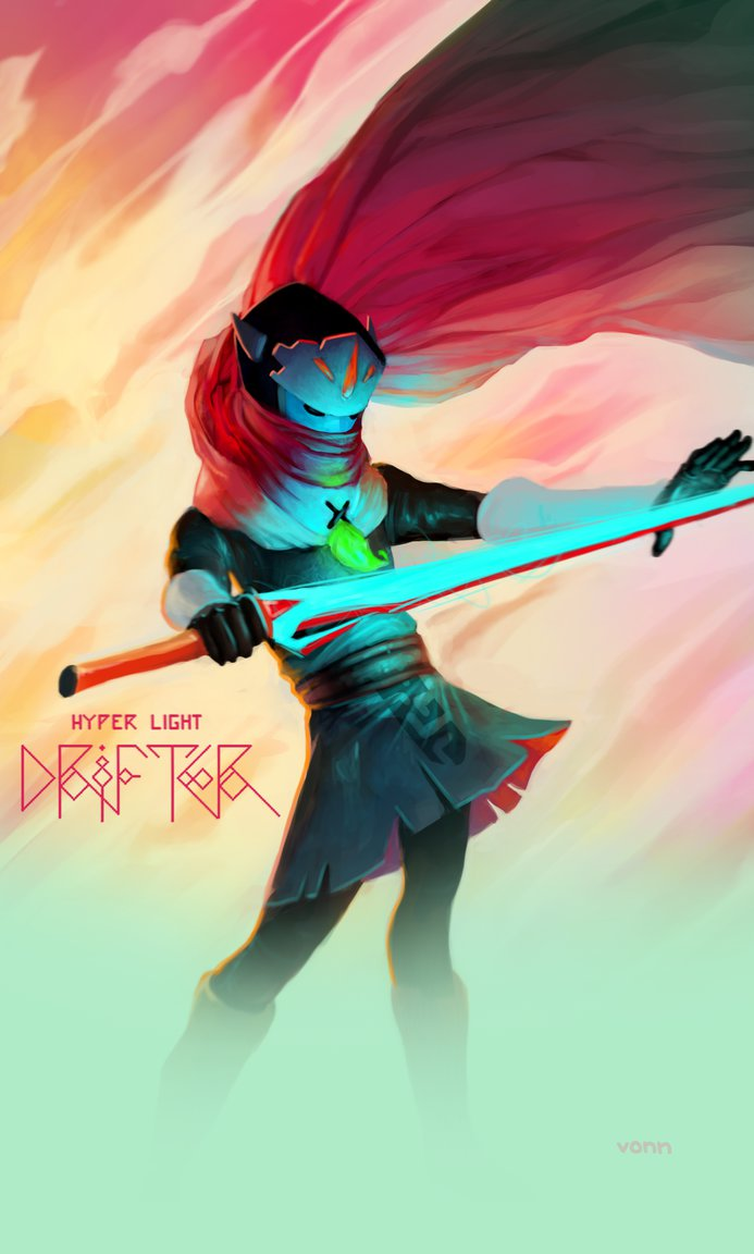 Hyper Light Drifter Iphone Wallpaper Posted By Zoey Johnson