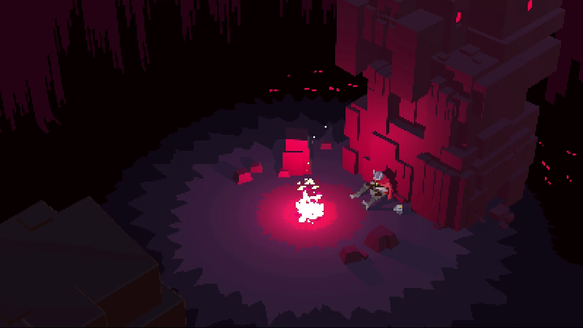 Hyper Light Drifter Wallpaper 1920x1080 Posted By Ryan Sellers