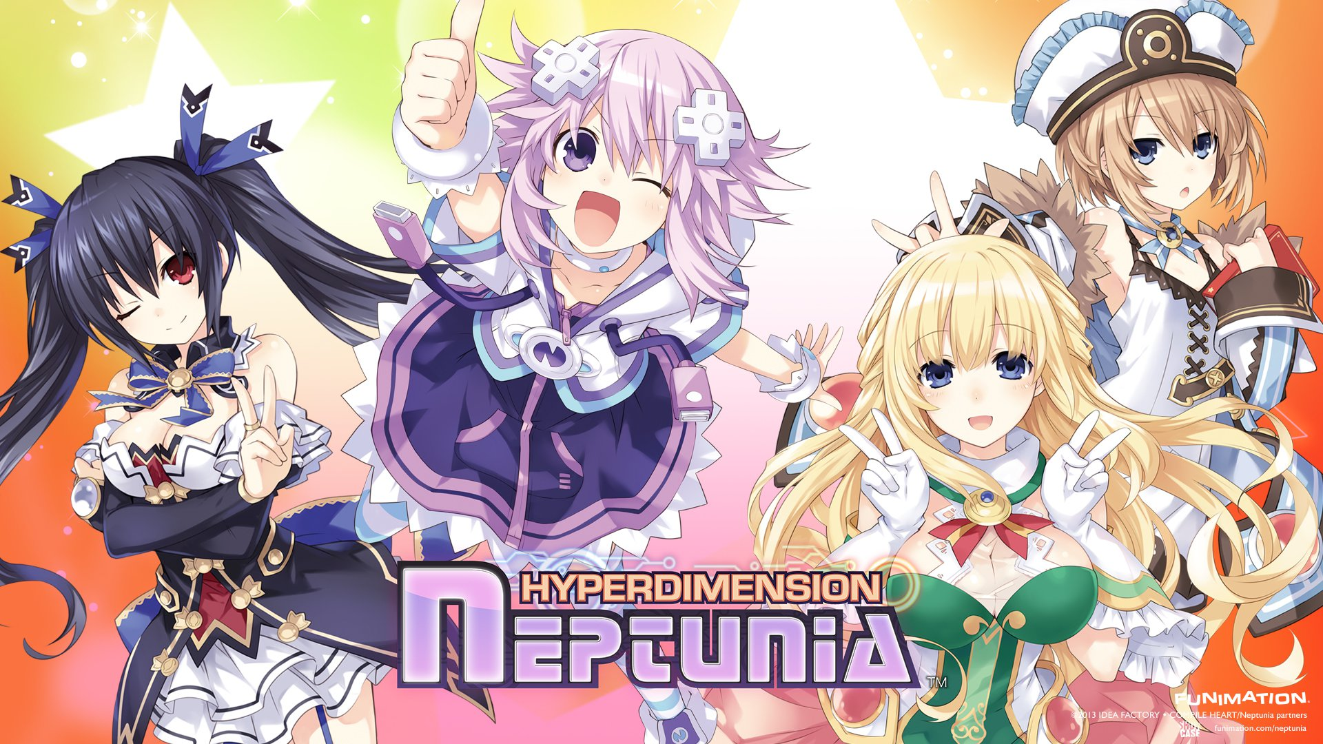 View Hyperdimension Neptunia Wallpaper 1920X1080 Pics