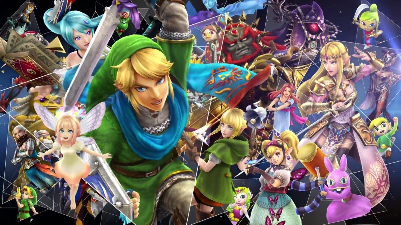 Hyrule Warriors Definitive Edition Wallpapers Posted By Ethan Tremblay