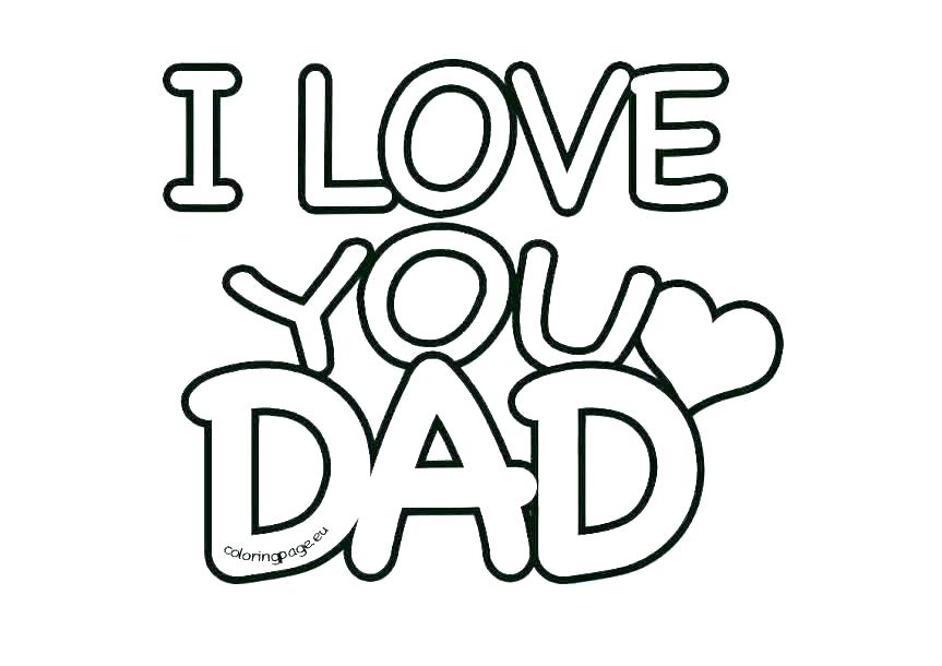 I Love You Mom And Dad Posted By Ryan Walker