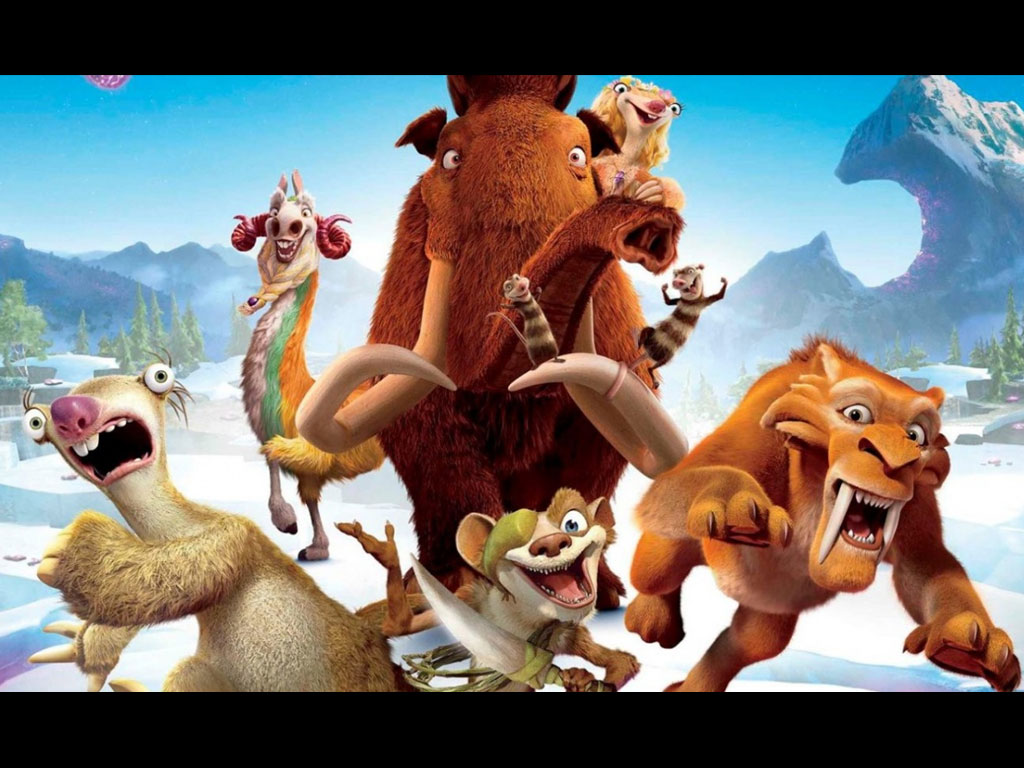 Ice Age Wallpapers Posted By Ryan Simpson