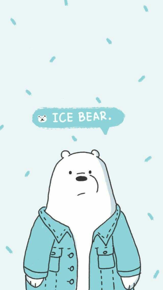 We Bare Bears Wallpaper Iphone Group 30 Download for