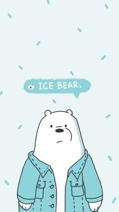 Ice Bear We Bare Bears Wallpapers Posted By Samantha Tremblay