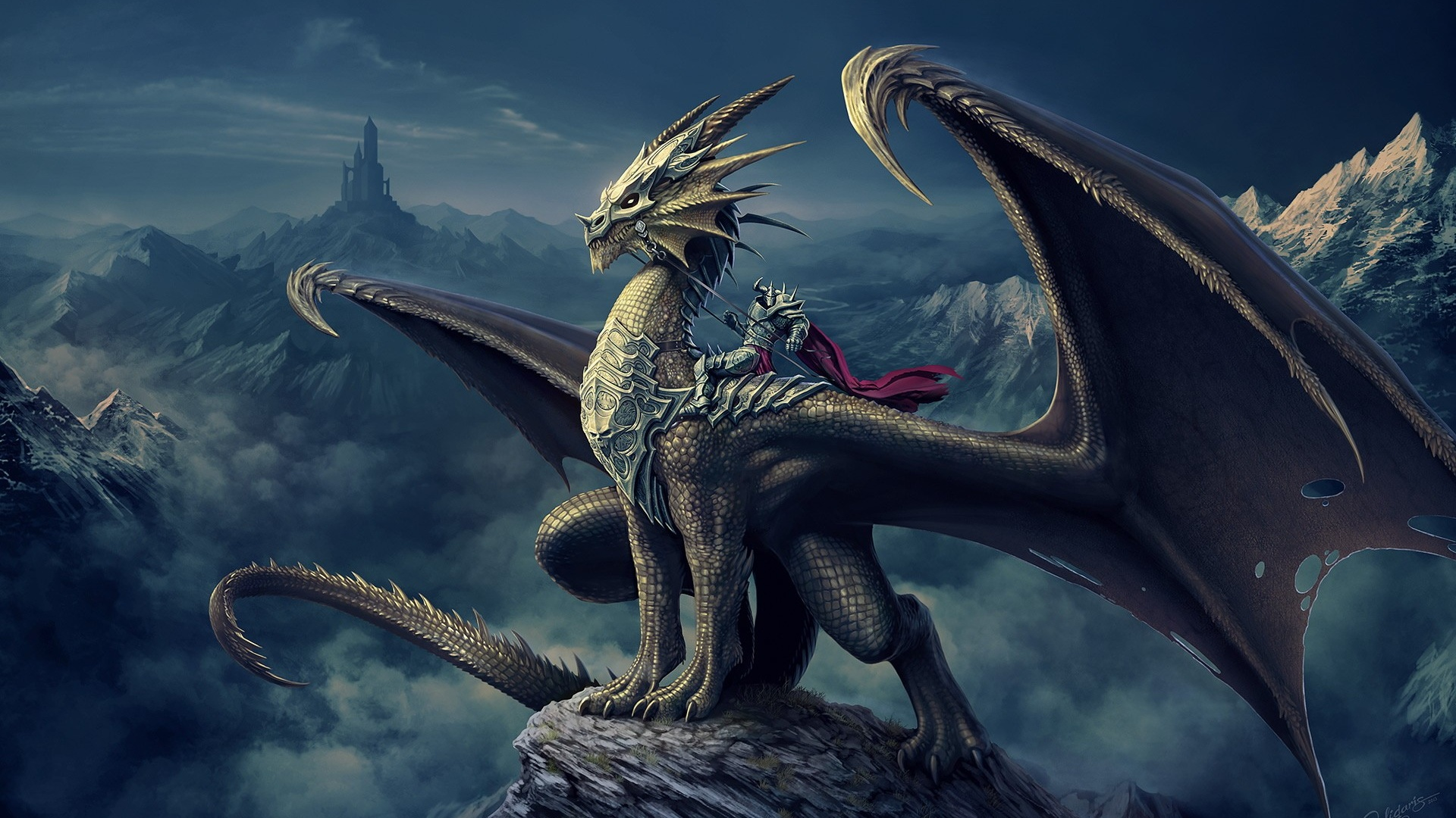 Ice Dragons Wallpapers Posted By Michelle Anderson