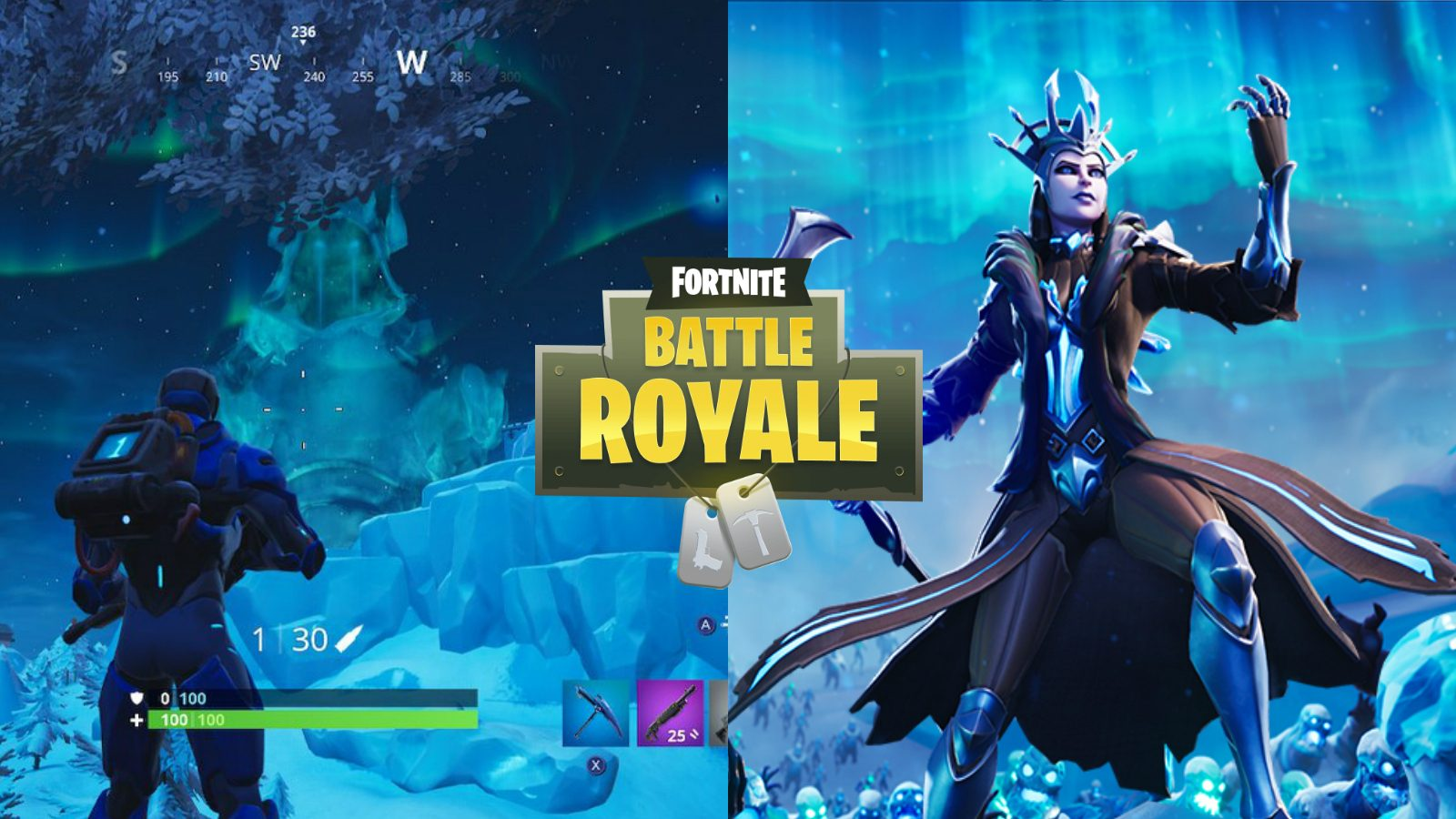 Ice King Fortnite Wallpaper Posted By Ryan Mercado