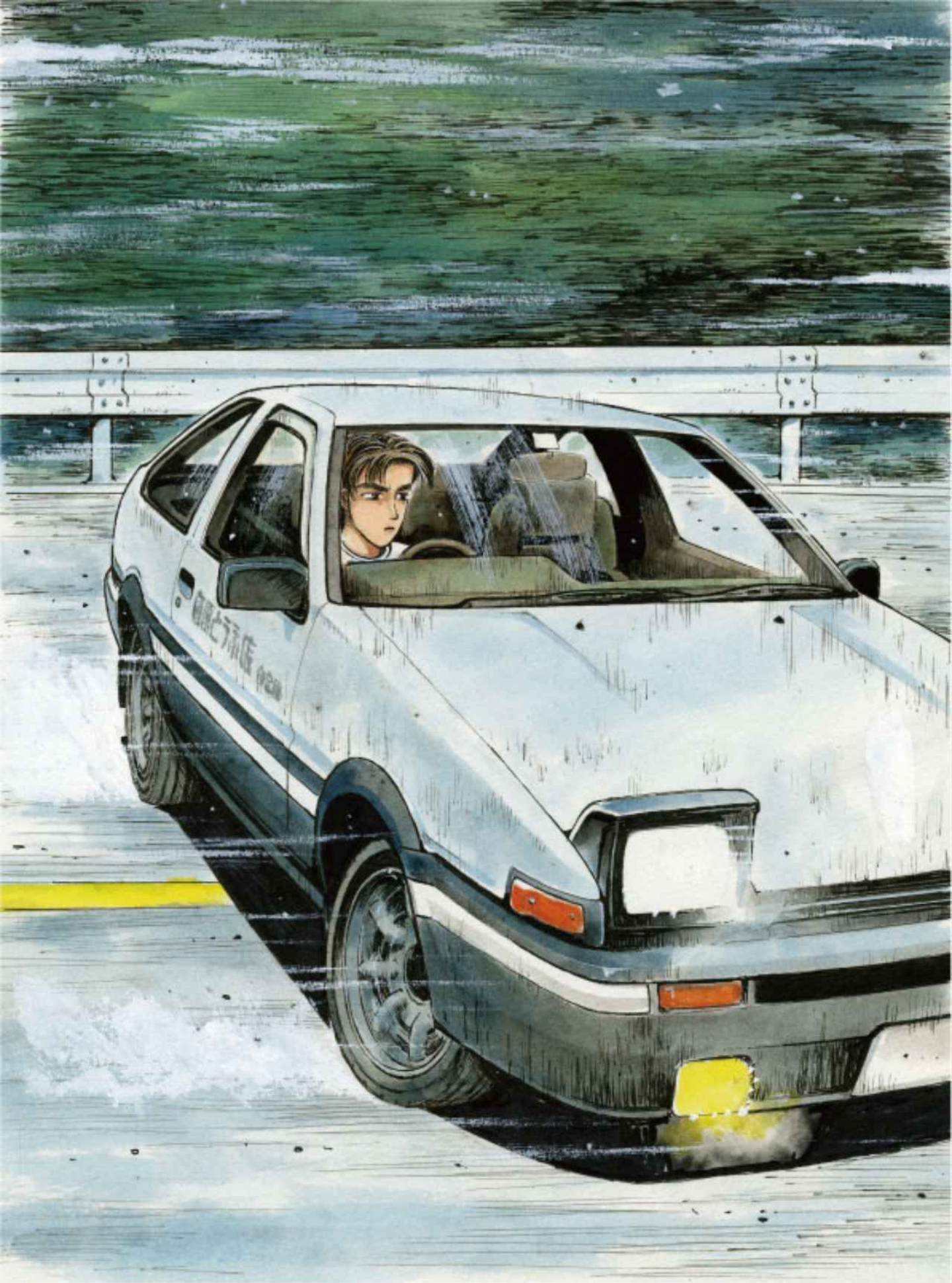 Initial D Wallpaper Phone Posted By Ethan Cunningham