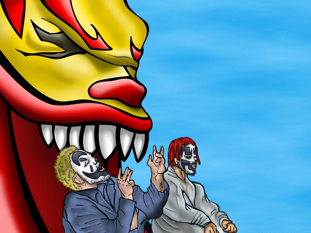 Insane Clown Posse Screensaver