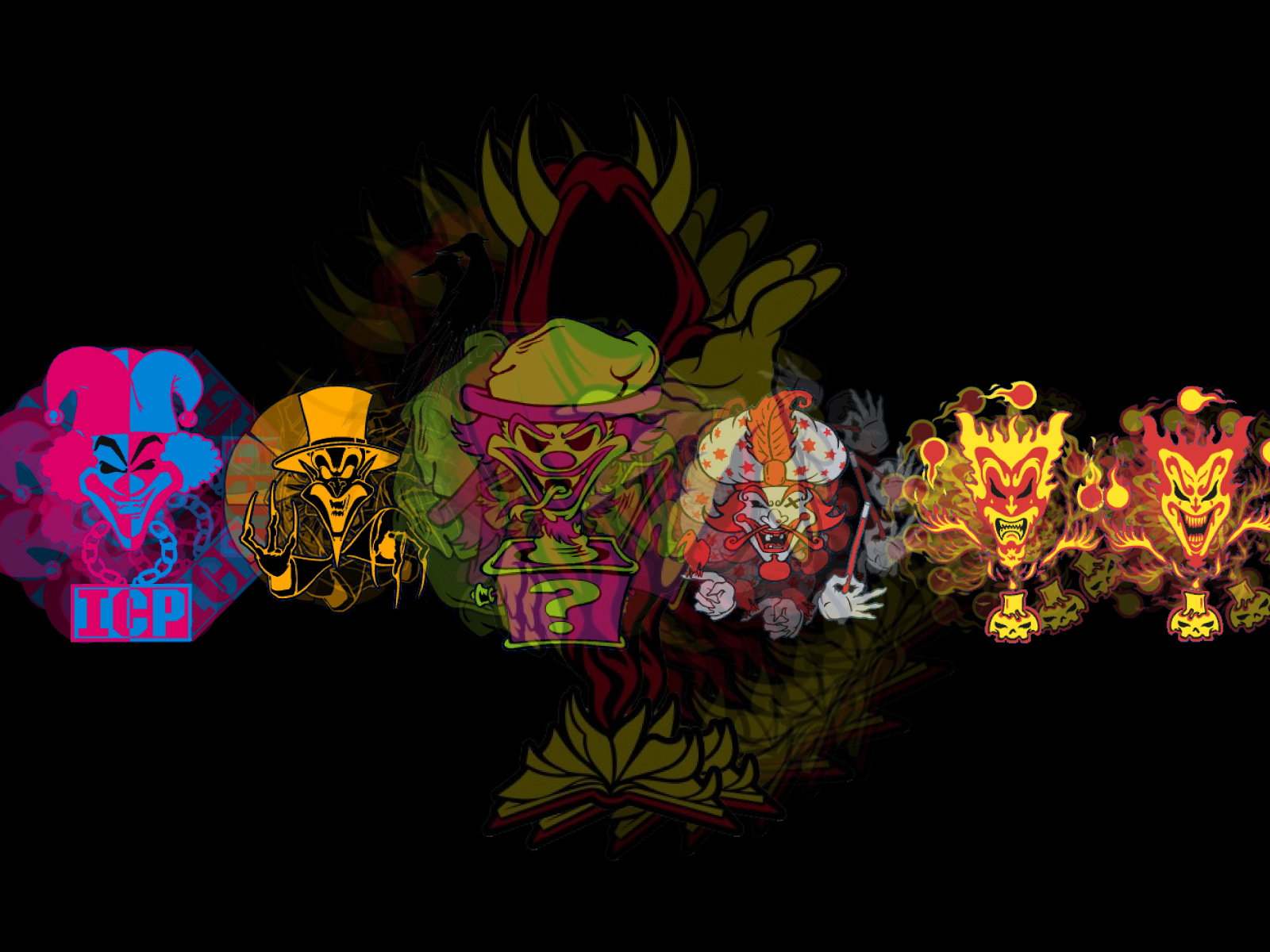 Insane Clown Posse Screensavers Posted By Zoey Walker