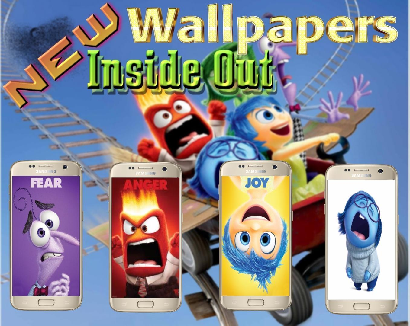 Inside Out Wallpapers Posted By Zoey Peltier
